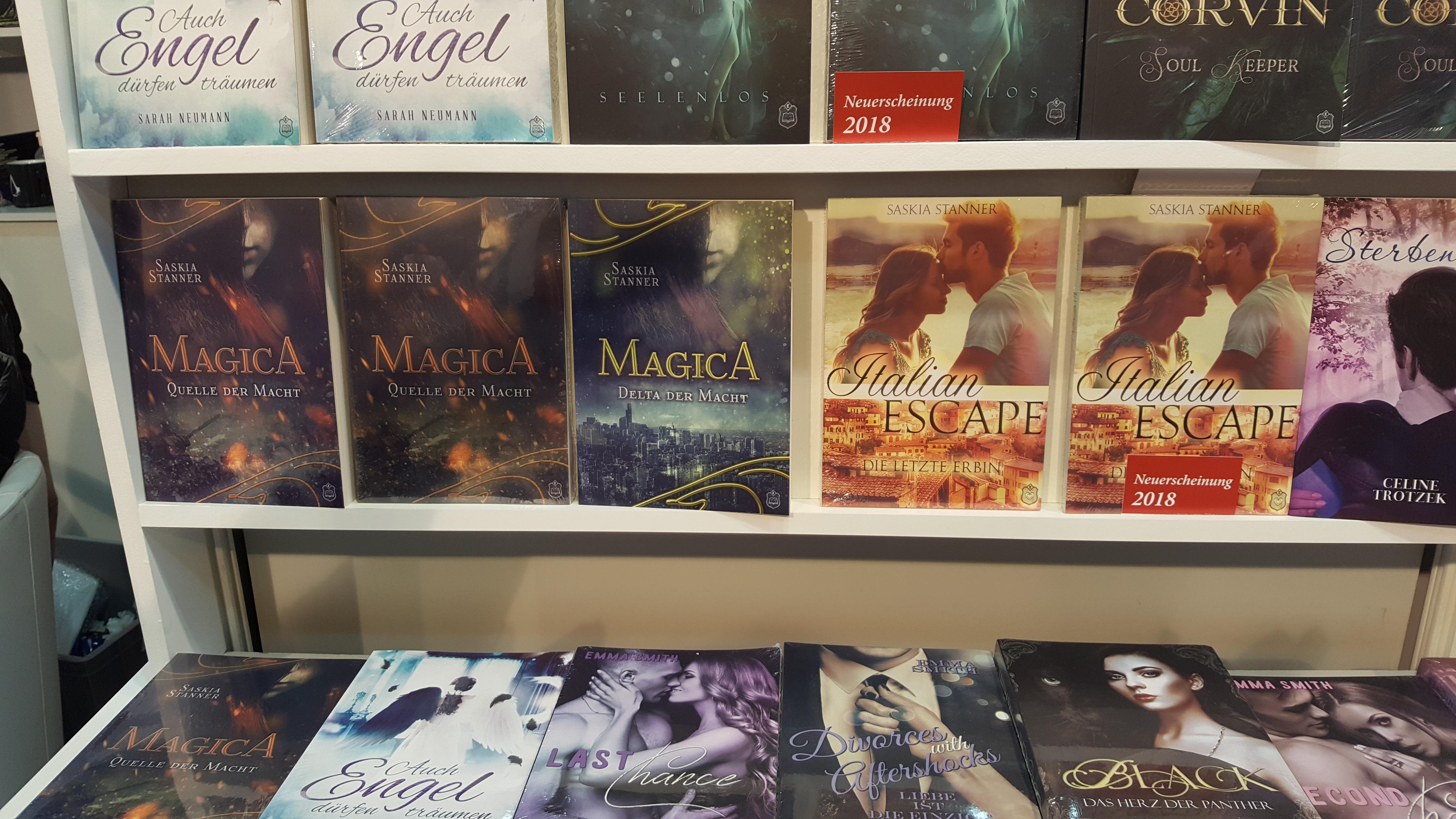 Leipziger Buchmesse 2018 – von kaputten Luftmatratzen, Schneechaos und Falkenliebe