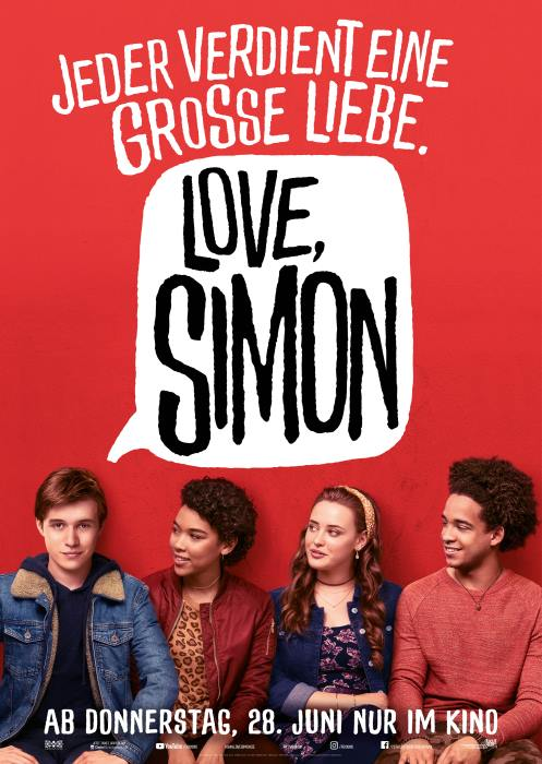 "Filmrezension ""Love, Simon"""