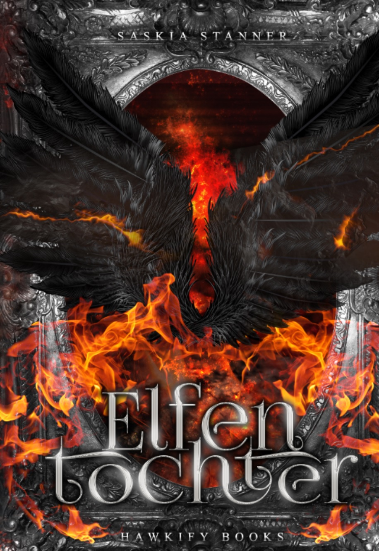 Bücher Cover Elfentochter