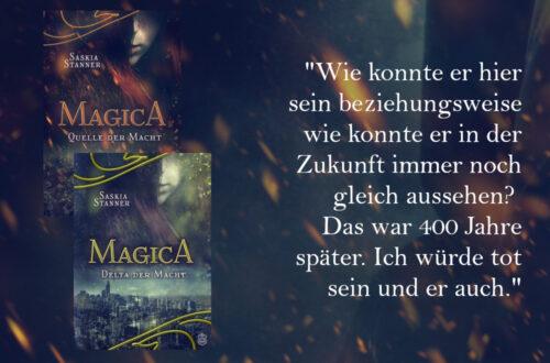 Magica Quelle der Macht Welt