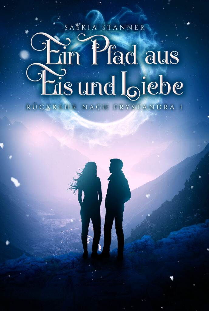 Cover Ein Pfad aus Eis und Liebe