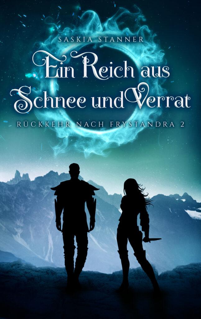 Cover Ein Reich aus Schnee und Verrat
